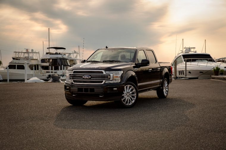 2019 Ford F-150 Limited Announced