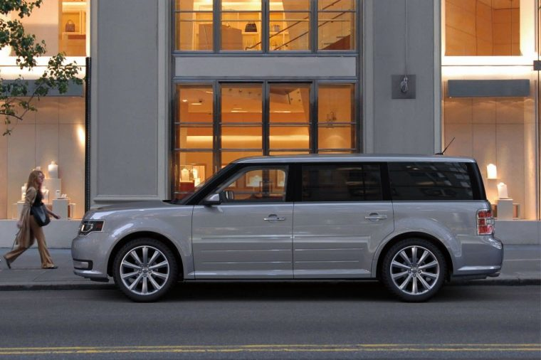 2019 Ford Flex Overview - The News Wheel