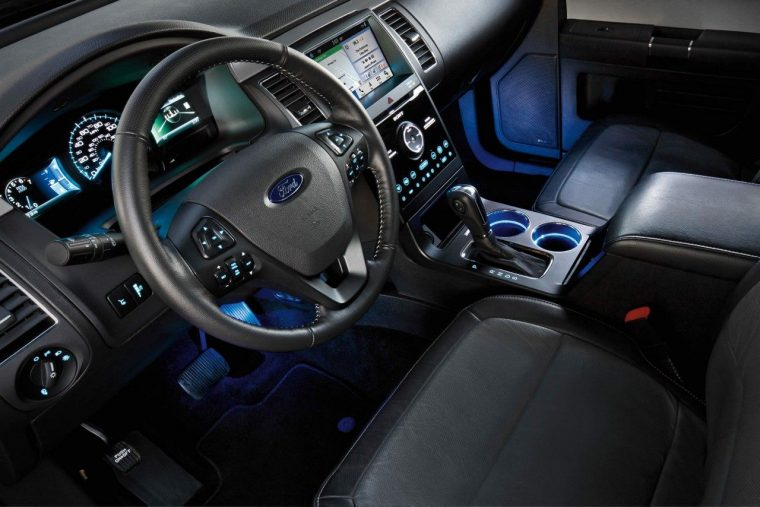 ford flex overview  news wheel