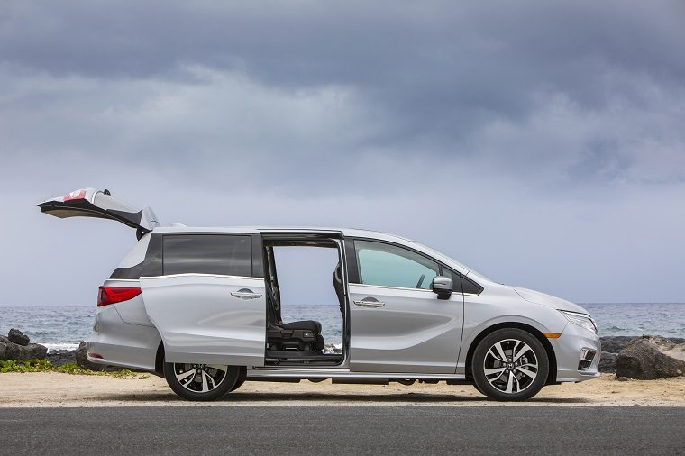 2019 Honda Odyssey Overview The News Wheel