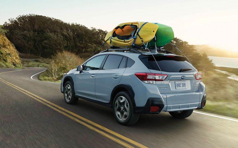 2019 Subaru Crosstrek Overview The News Wheel