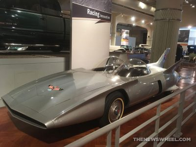 1958 General Motors Firebird III