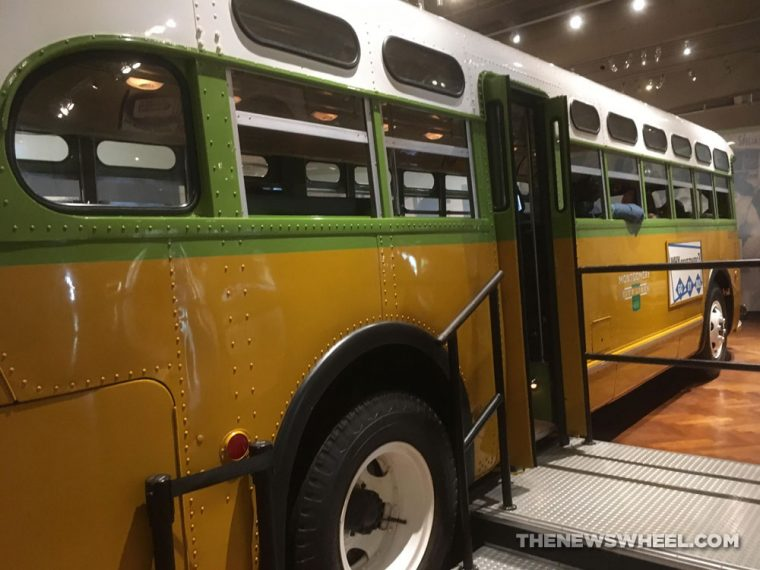 Rosa Park Bus
