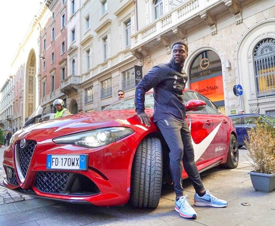 5 More Cool Cars From Kevin Hart S Instagram The News Wheel