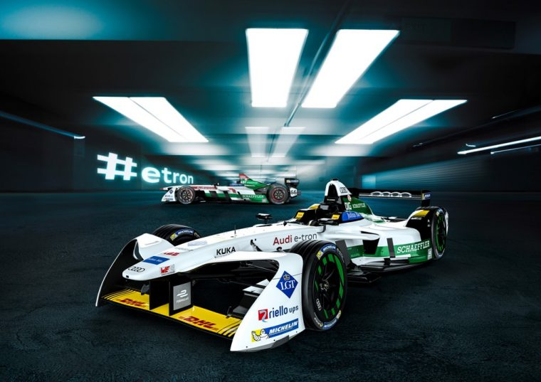 Audi Takes Home Formula E Title Surrounded By Hollywood Stars The - Audi home
