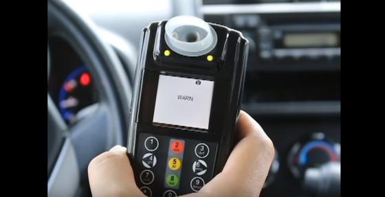 In Car Breathalyzer Or Ignition Interlock Uk