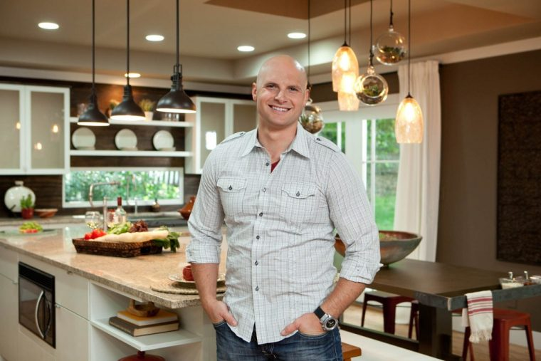 Chip Wade from HGTV and DIY Network's Elbow Room