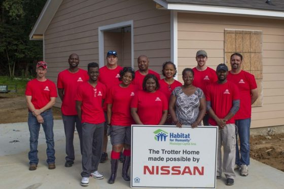 Habitat For Humanity How Long To Build A House Hours