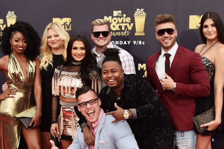 Floribama Shore Cast MTV Movie and TV Awards