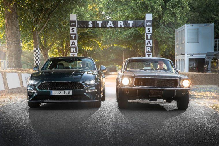 Ford Mustang Bullitt Goodwood Festival of Speed