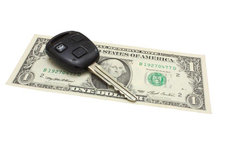 Money Car Key