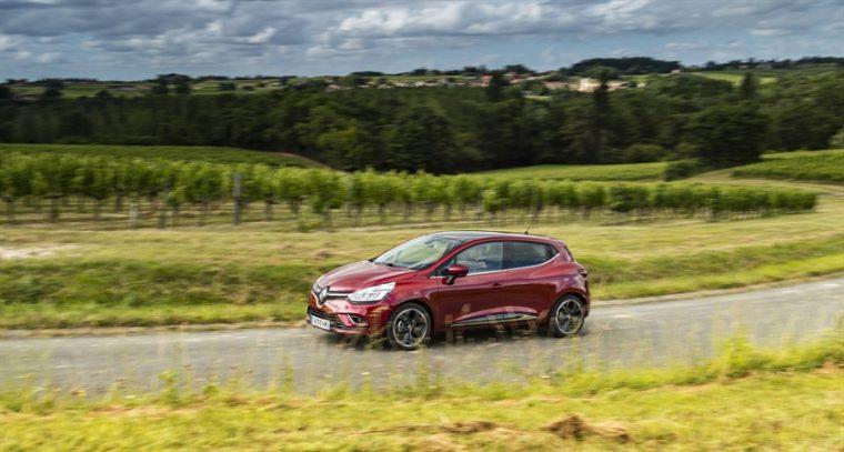 Renault Clio economical car