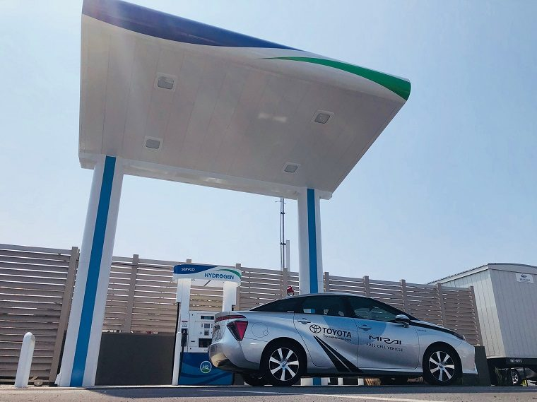 First Publicly Accessible Hydrogen Station Goes Up In Oahu