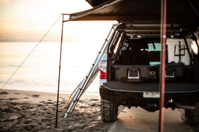 Nissan TITAN Surfcamp