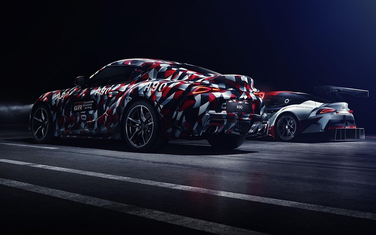 2019 Toyota Supra Goes On Sale Next Year With Confirmed Straight Six Engine The News Wheel