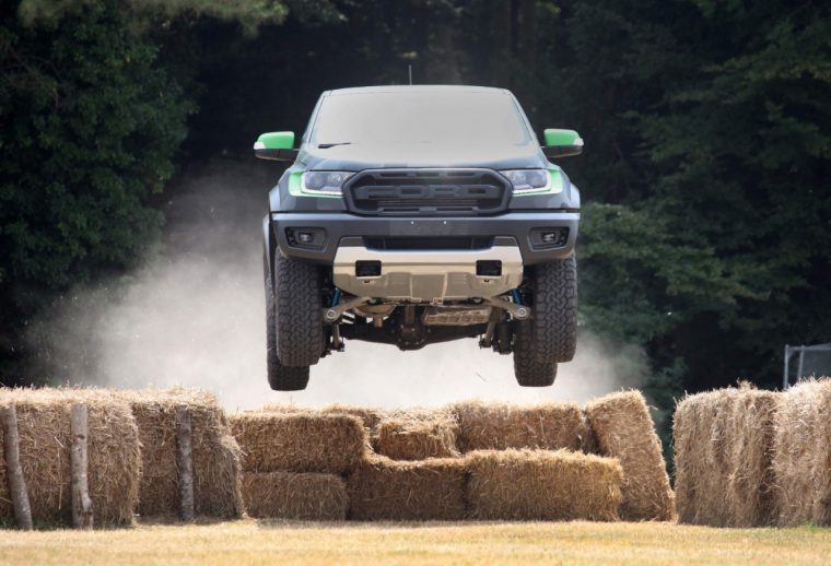 Ford Gamescom reveal: 100 percent the Ranger Raptor