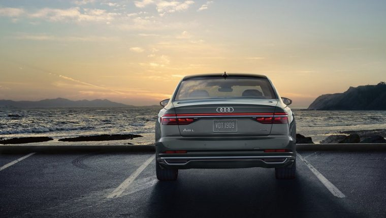 2019 Audi A8 Overview The News Wheel