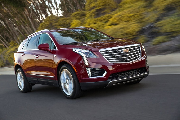 2019 Cadillac Xt5 Overview The News Wheel