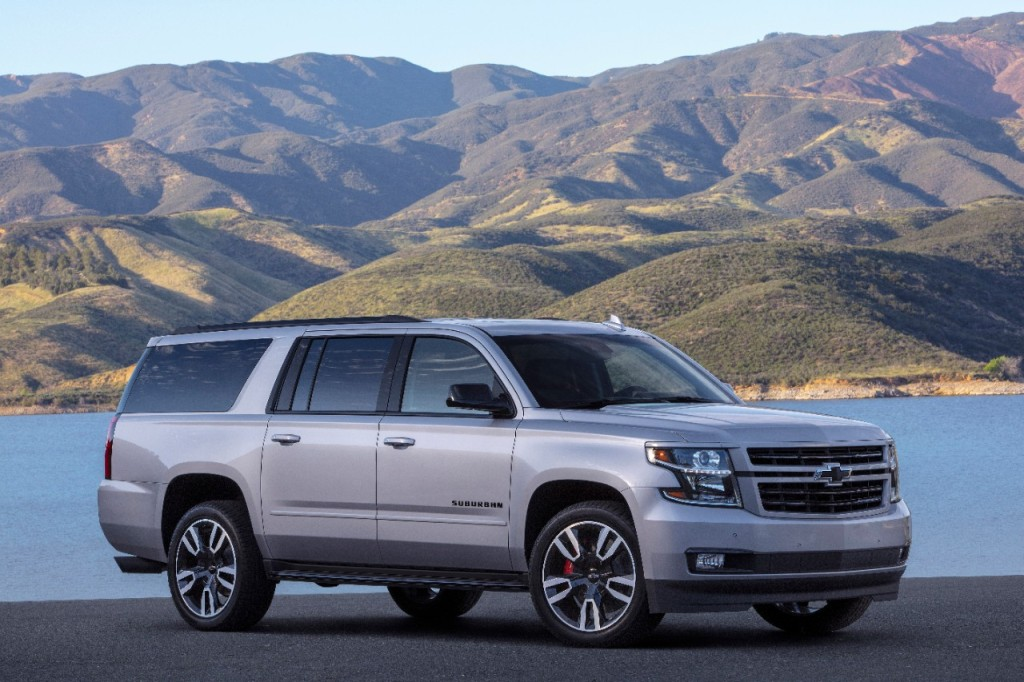 2019 Chevrolet Suburban Overview - The News Wheel