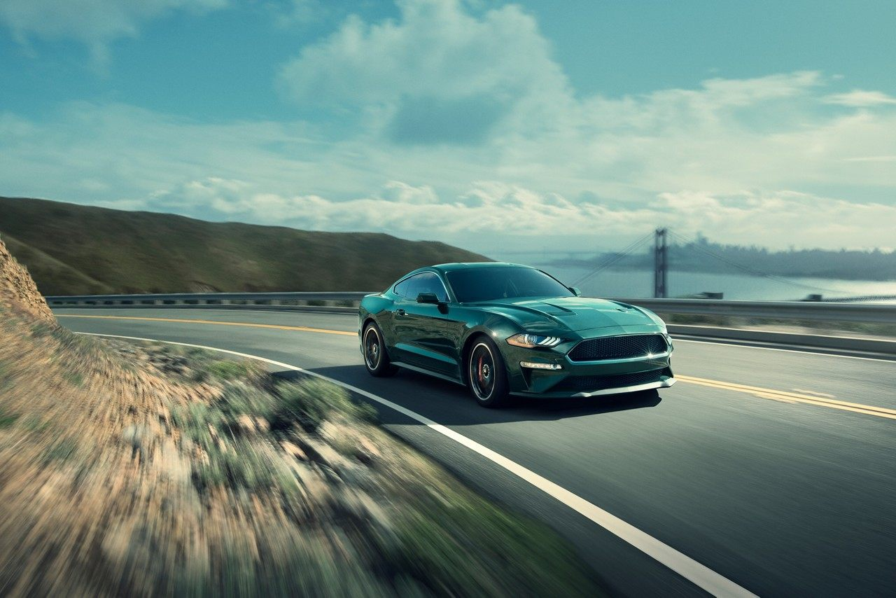 2019 ford mustang overview the news wheel. Black Bedroom Furniture Sets. Home Design Ideas