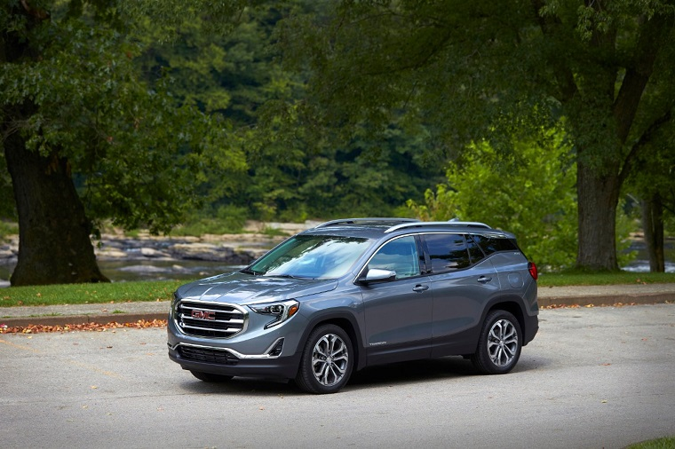 2019 GMC Terrain Overview - The News Wheel