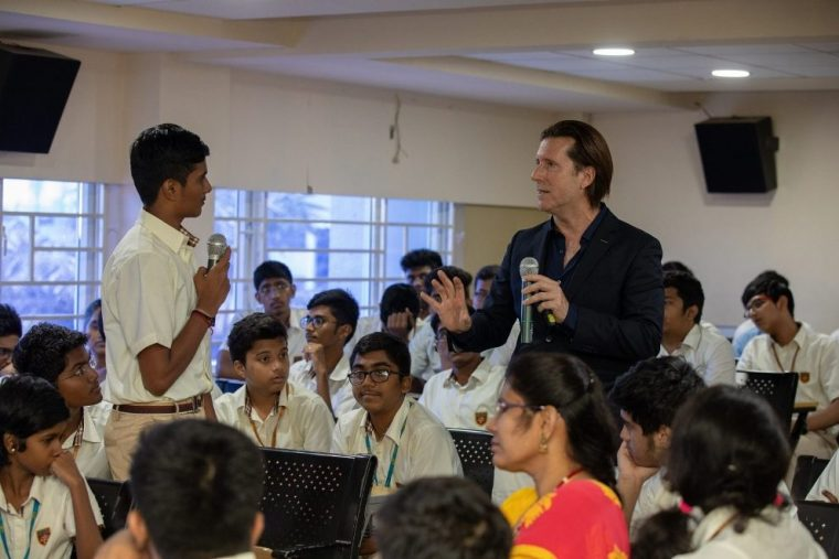 Alfonso Albaisa and Nissan Roots of Design Program in India