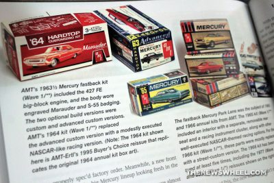 Collecting Muscle Car Model Kits book review Tim Boyd CarTech scale replica AMT