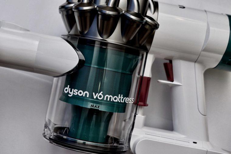 Dyson cordless vacuum cleaner motor