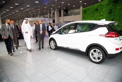 First Chevrolet Bolt EV Delivered in UAE