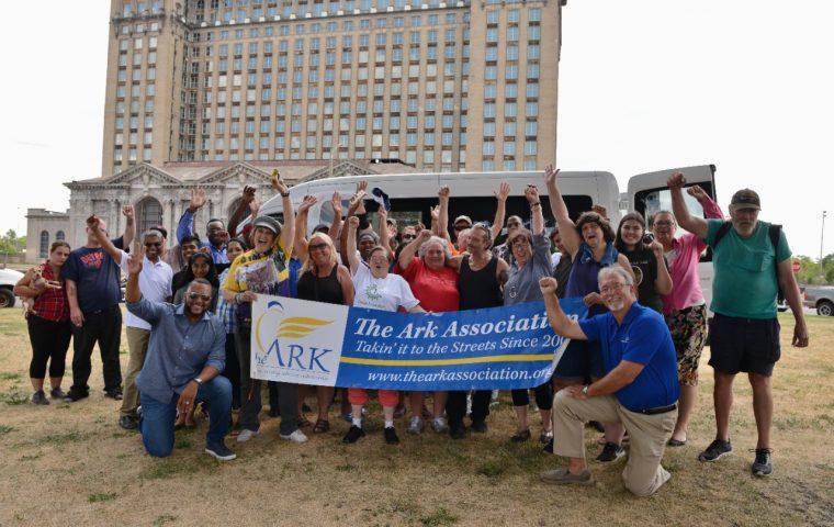 Ford donates Transit Van to The Ark Association