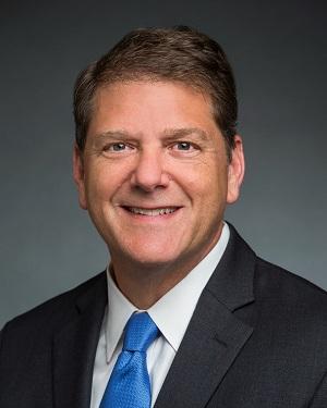 Everett Eissenstat, GM global public policy VP