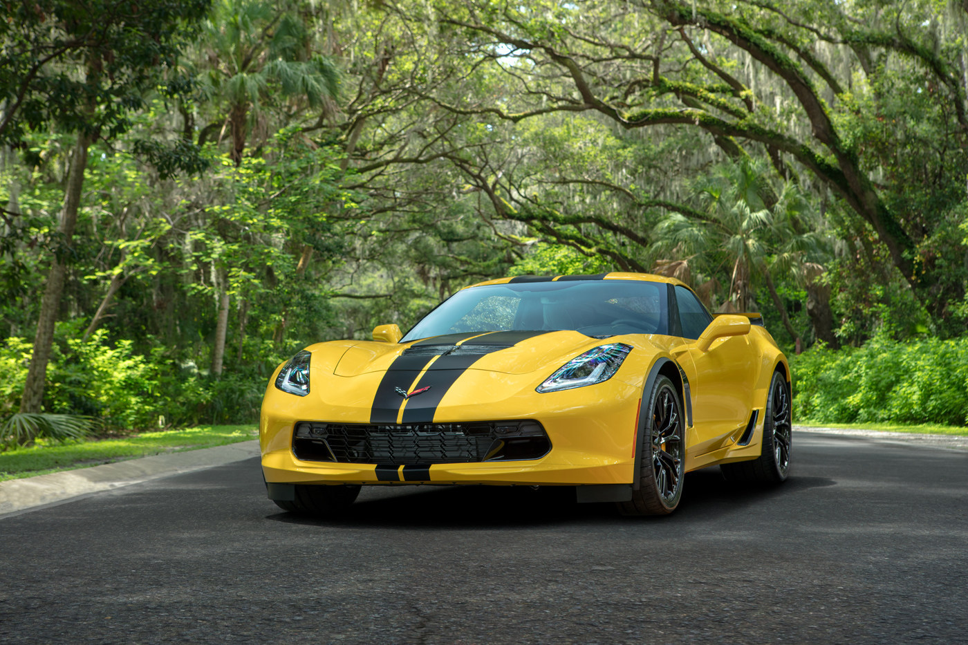 hertz celebrates its 100th anniversary with a special edition chevrolet corvette z06 the news. Black Bedroom Furniture Sets. Home Design Ideas