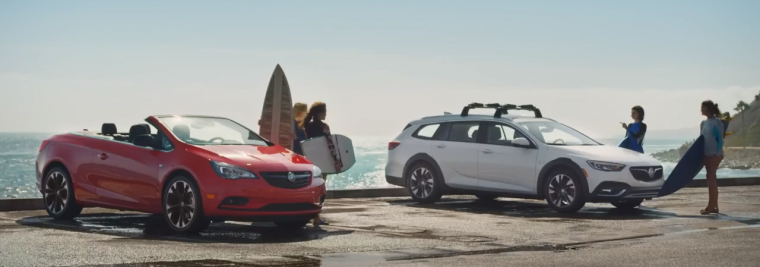 New Buick Commercial Demonstrates The Brand S Shift Away From