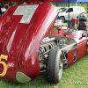 Vintage Shelby Race Car Dayton British Car Show