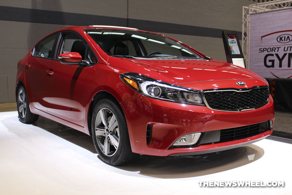 Us News Car Rankings >> Five Kia Models Make US News' List of Best Choices for a New First Car - The News Wheel