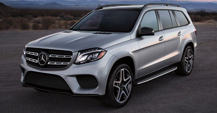 2018 Mercedes Benz Gls Earns Spot On Us News List Of Most Reliable