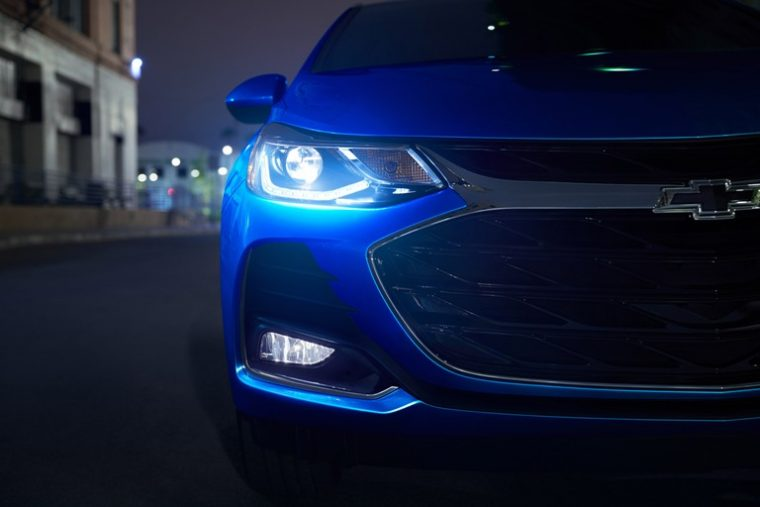 2019 Chevrolet Cruze Overview - The News Wheel