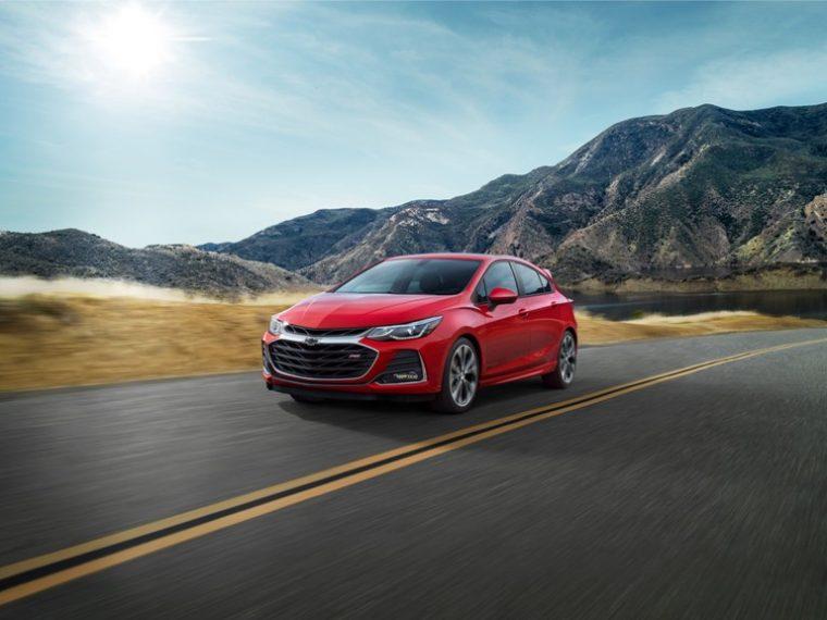2019 Chevrolet Cruze Hatchback Overview - The News Wheel