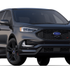 2019 Ford Edge ST Agate Black