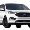 2019 Ford Edge ST White Platinum
