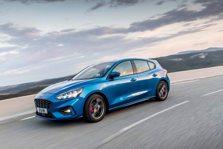 2019 Ford Focus ST-Line
