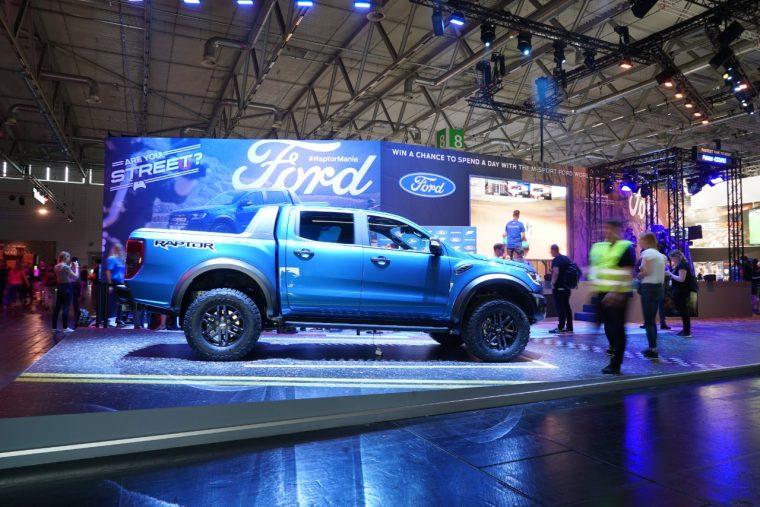 2019 Ford Ranger Raptor Gamescom reveal