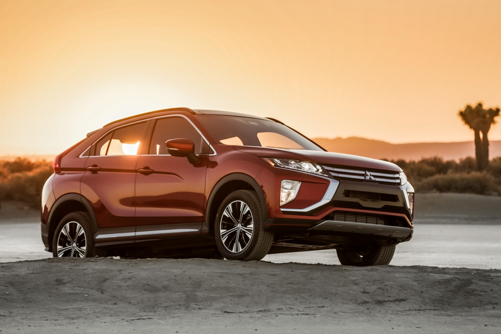 2019 Mitsubishi Eclipse Cross Overview - The News Wheel