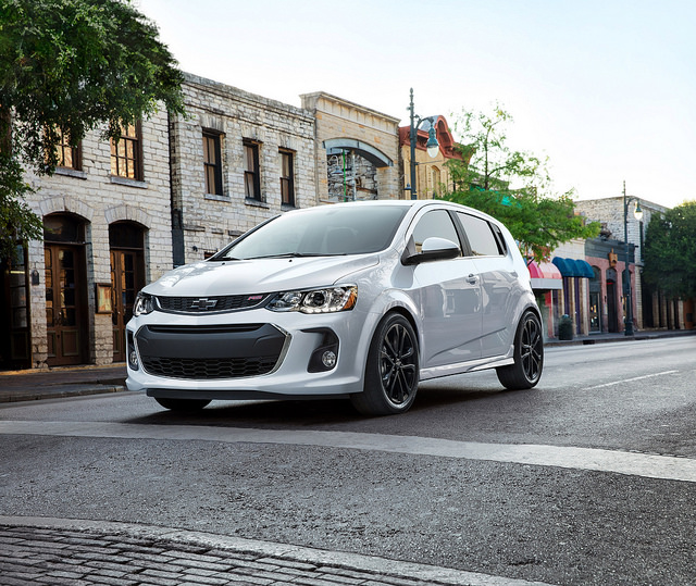 2019 Chevrolet Sonic Overview