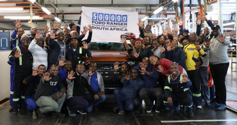 500000 Ranger Silverton Assembly Plant