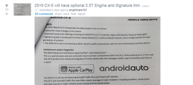 CX-5 document on reddit
