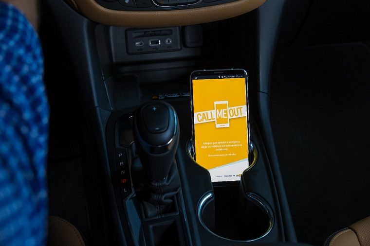 Chevrolet Call Me Out smartphone app