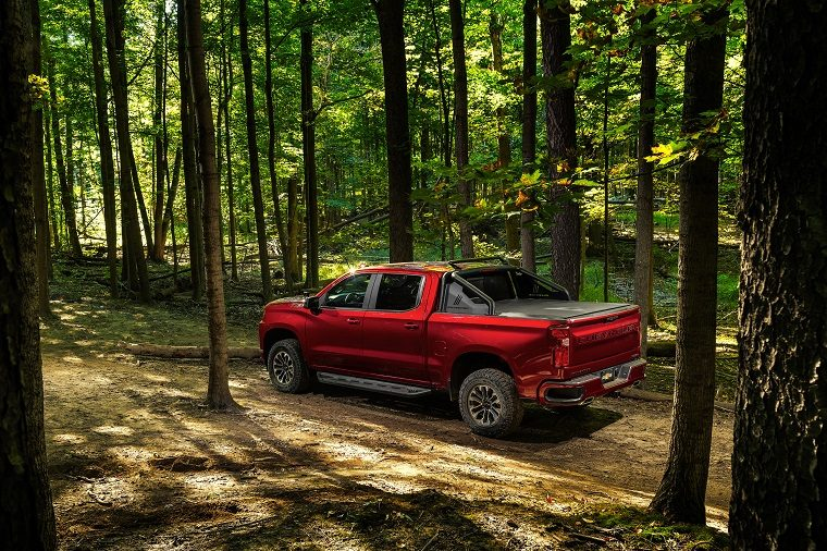 Silverado 5.3 Performance Upgrades >> Want to Customize a 2019 Chevy Silverado? These 4 Concepts Show You How - The News Wheel