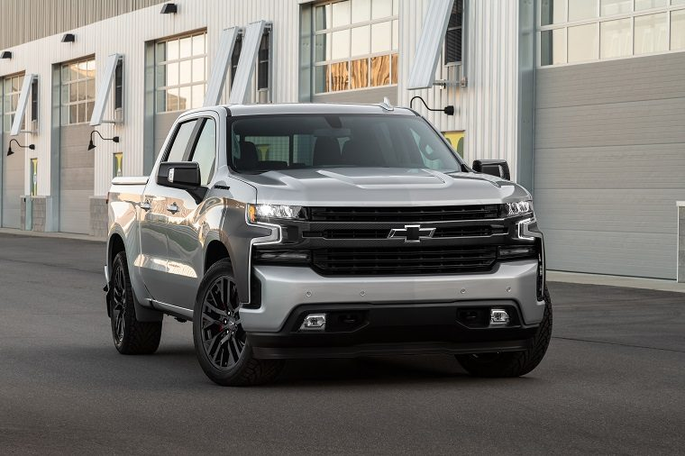 Want To Customize A 2019 Chevy Silverado These 4 Concepts Show You