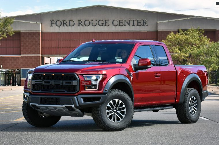 Ford Rouge Center confirmed for F-150 Hybrid production